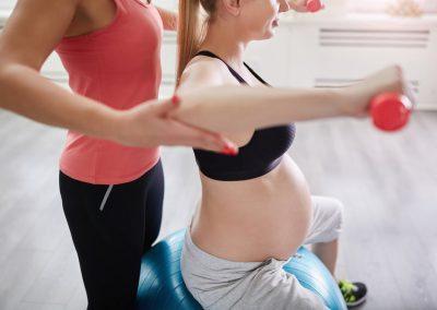 Body Makers trening dla kobiet w ciąży